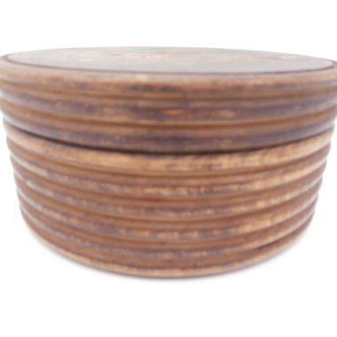 ancienne boite bois