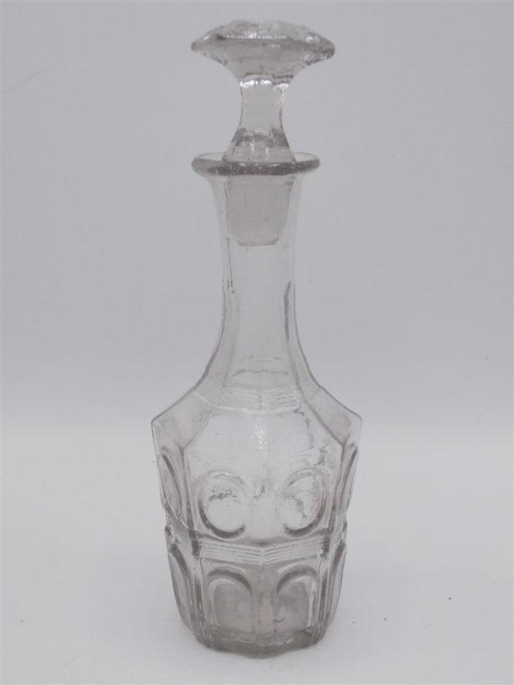 carafe ancienne verre