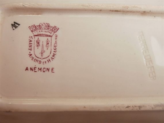 ancienne coupelle toilette