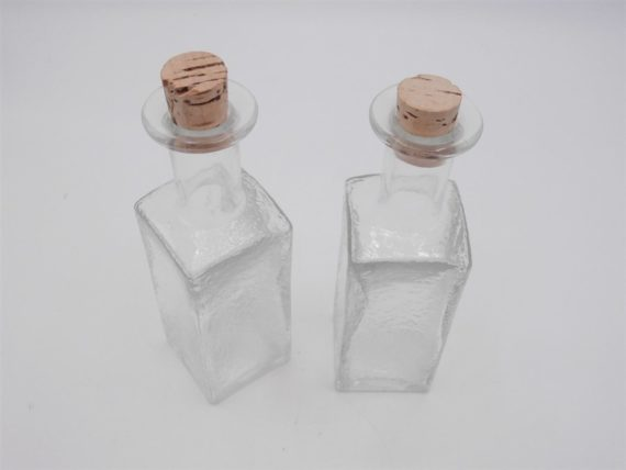 fioles verre flacons