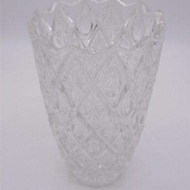 vase cristal vintage