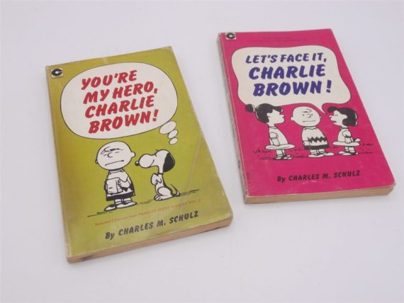 charlie brown anciennes bd comics