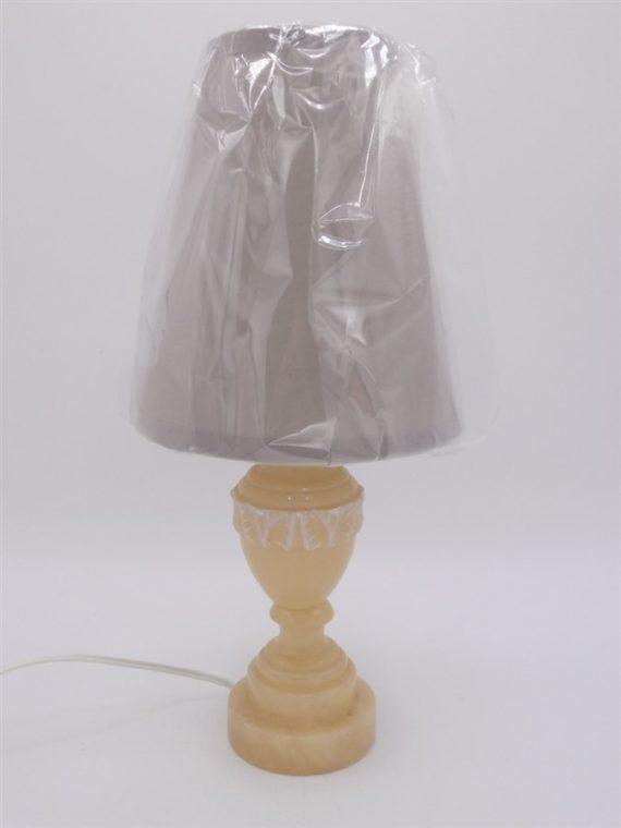 lampe ancienne albatre