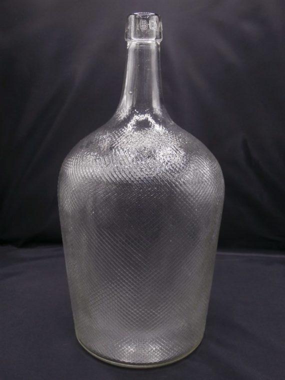 bonbonne verre vintage