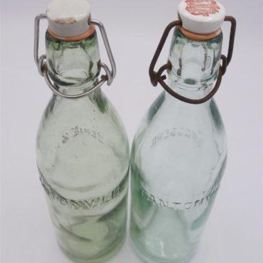 bouteilles vintage