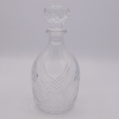 carafe cristal vintage