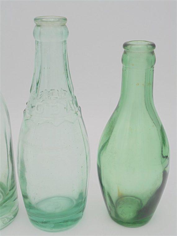 bouteilles anciennes