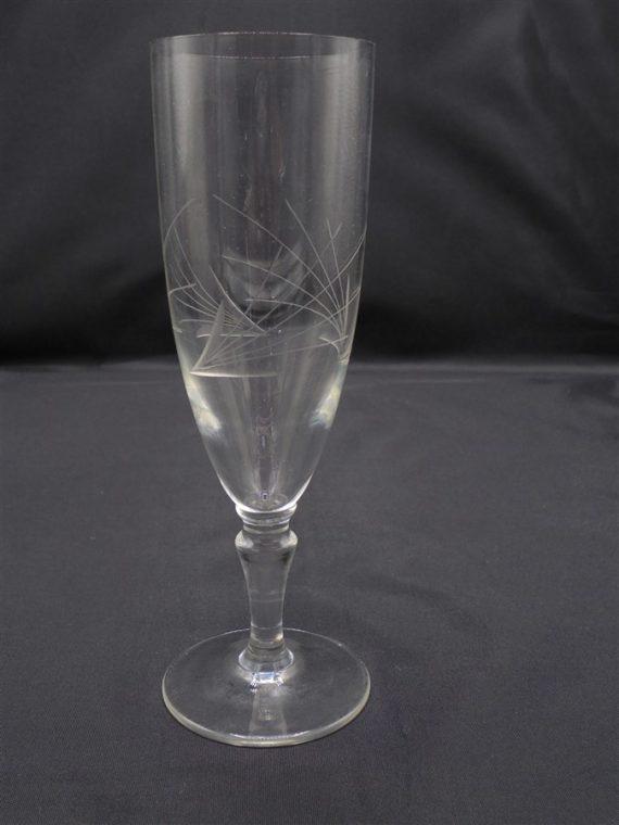 flutes champagne vintage cristal