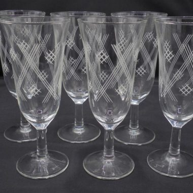 flutes champagne vintage