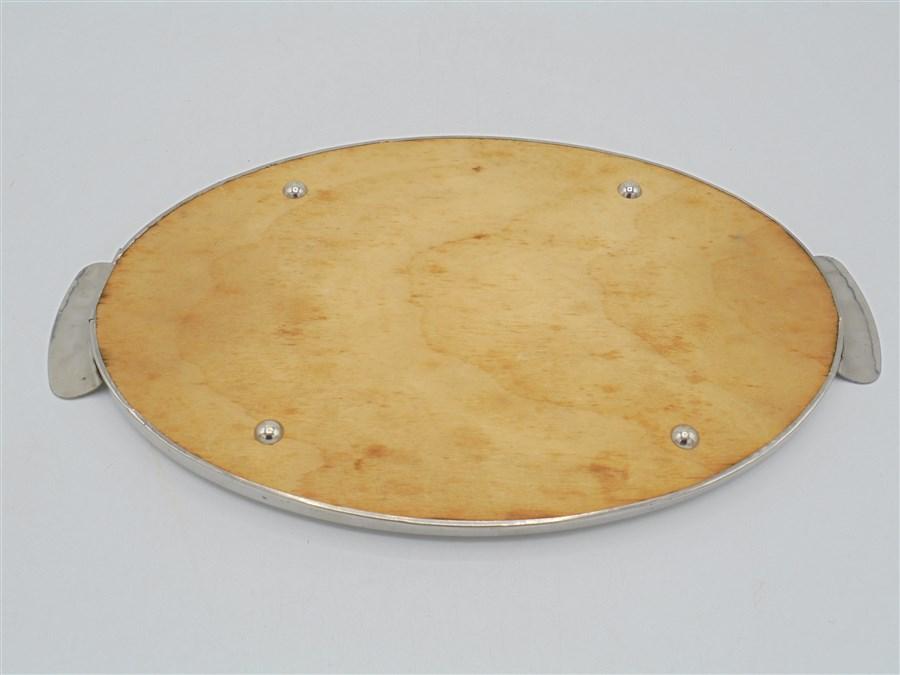plateau miroir ovale s lection brocante. Black Bedroom Furniture Sets. Home Design Ideas
