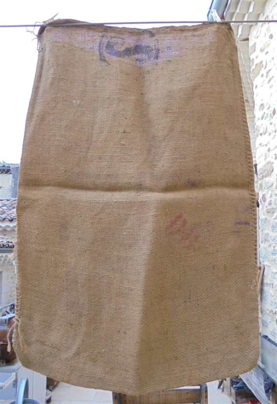 boge sac toile de jute industriel