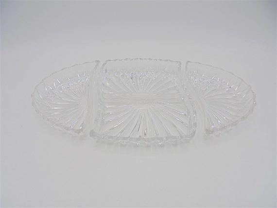coupelles aperitif ovale cristal
