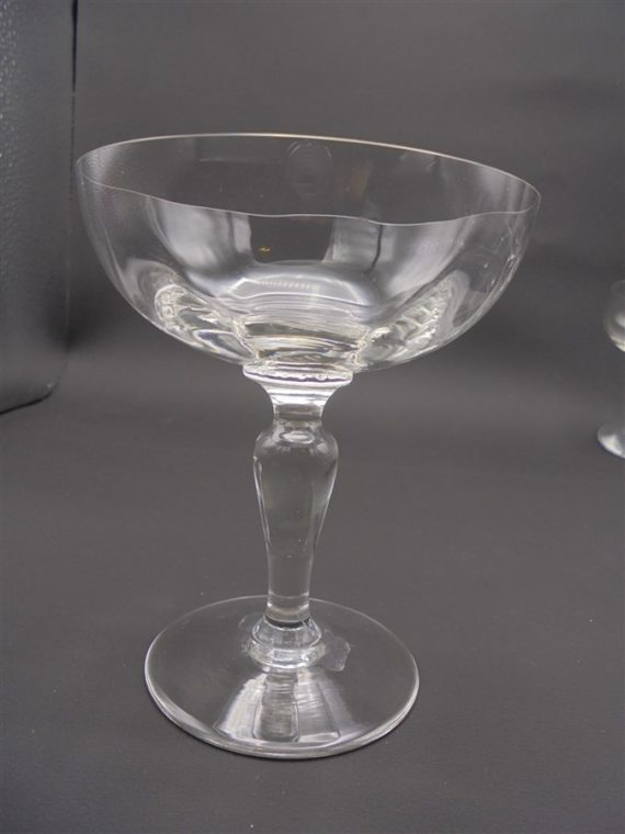 coupes champagne depareillees