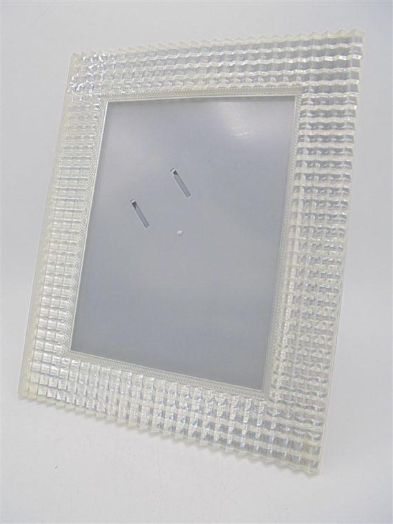 cadre photo vintage plastique