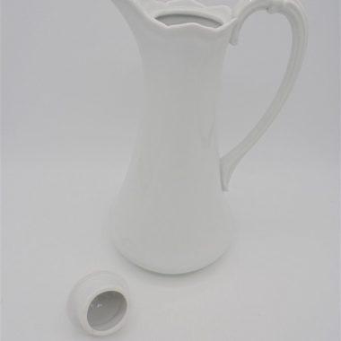 carafe the cafe ceramique porcelaine blanc