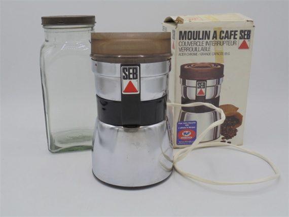 moulin cafe electrique vintage seb