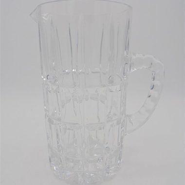 pot eau pichet cristal
