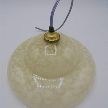 suspension verre mouchete