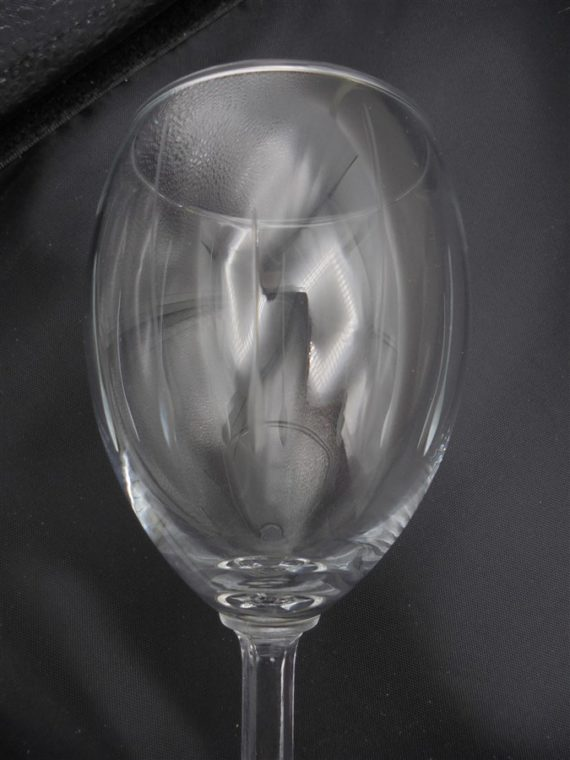 verres ciseles