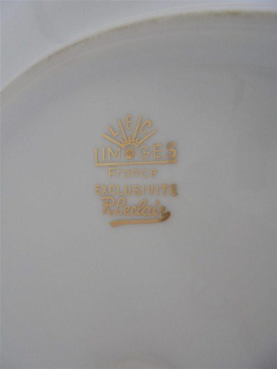 plat etage porcelaine