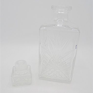 carafe whisky vintage ananas