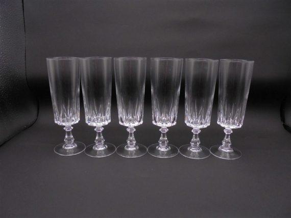 flutes champagne cristal