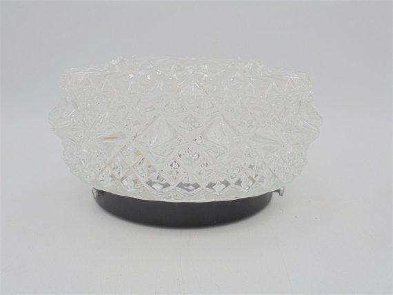 luminaire plafonnier verre vintage