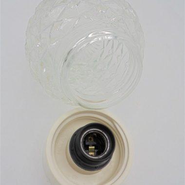 plafonnier applique luminaire vintage