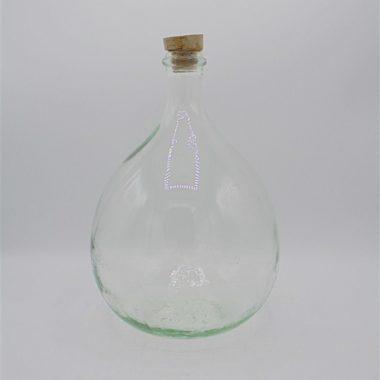 ancienne dame jeanne bonbonne verre 5 litres