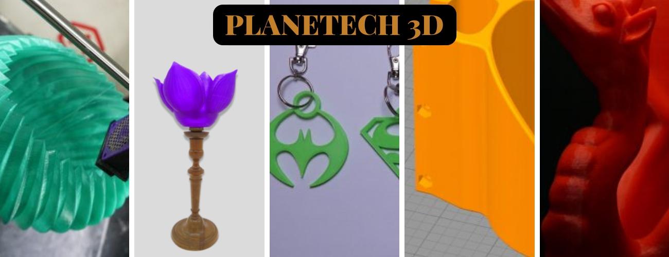 PLANETECH 3D