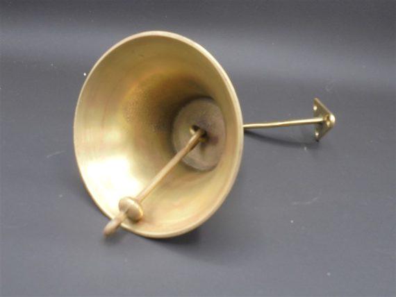 cloche quart sonnette clochette carillon laiton deco marine bateau