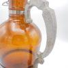 bouteille biere 2 litres verre ambre brun
