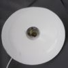 lampe aluminor gris metal or laiton