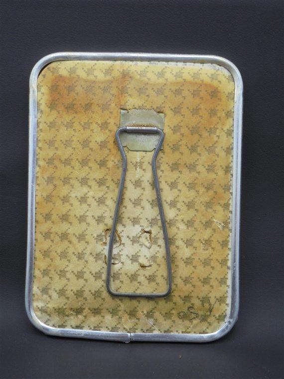 petit miroir barbier coiffeur salle de bain vintage