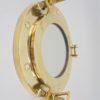 petit miroir hublot laiton bronze dore deco marine