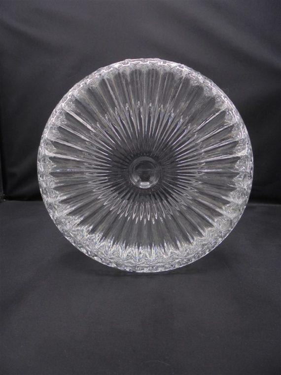 plafonnier applique vintage verre rond