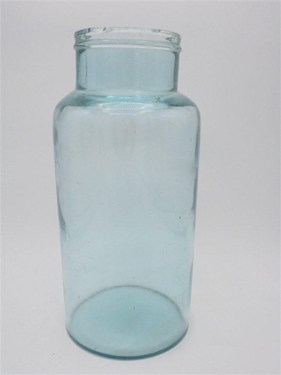 grand bocal ancien verre