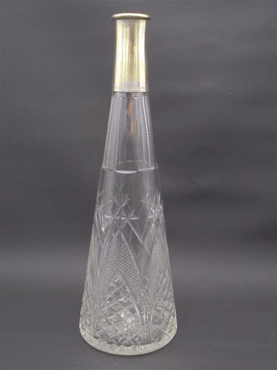 carafe en cristal