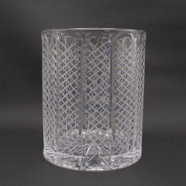 rafraichisseur champagne vin seau a glace glacons cristal