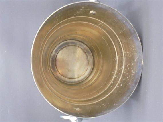 seau a champagne cuivre chrome