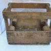ancienne caisse en bois biere limonade valstar deco industrielle campagne