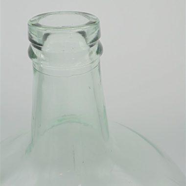 dame jeanne bonbonne en verre