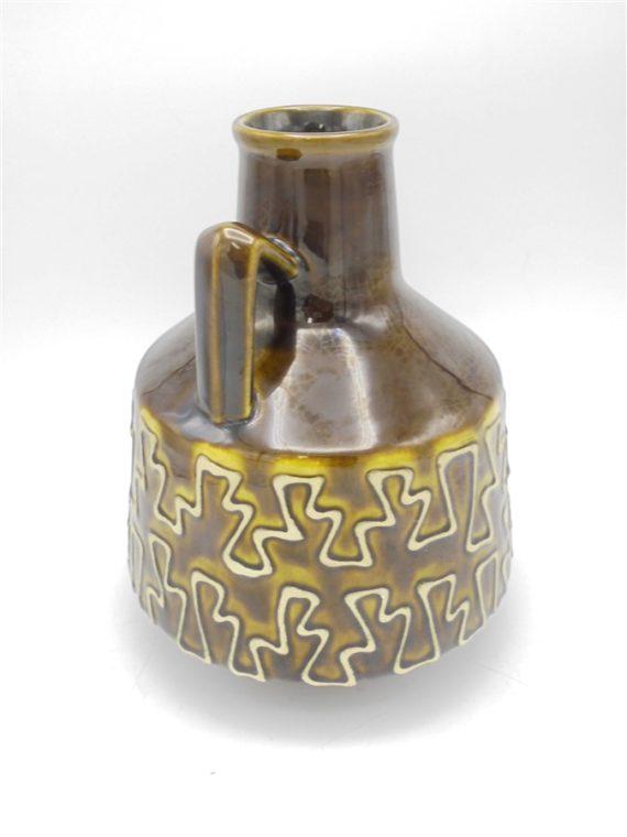 vase pichet ceramique vintage 70 allemande german ceramik