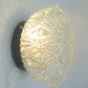 plafonnier luminaire lampe applique murale vintage verre