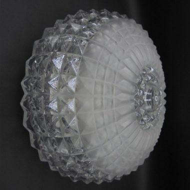 plafonnier applique luminaire vintage pics pointes