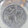 patene etain de Nuremberg assiette Ferdinand II