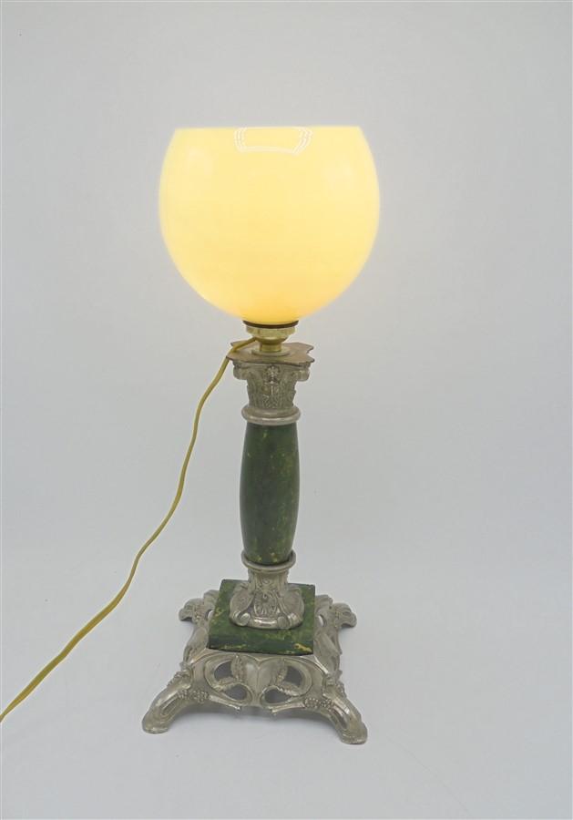 Ancienne lampe de table