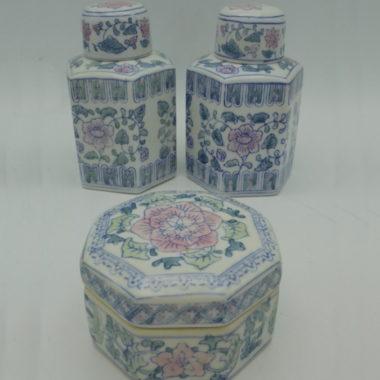 pots a the chinois