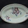 ravier petit plat ovale ancien hamage france ceramique