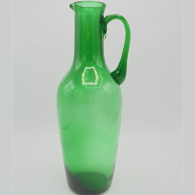 pichet carafe pot a eau verre vert